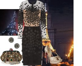 Wallis, Dolce & Gabbana, Christian Louboutin