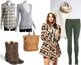 Prada, Juicy Couture, Frye, Asos, American Colors