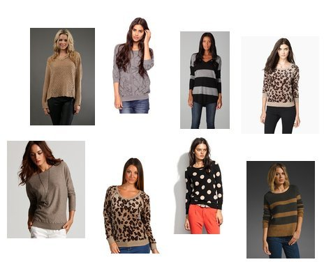 Vince, Madewell, Juicy Couture, Joie, Forever 21