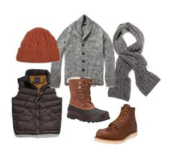 J.Crew, UGG, Oliver Spencer, Red Wing Shoes