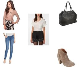 Rebecca Minkoff, Steve Madden, Urban Outfitters