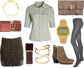 Tom Ford, Casio, Acne, House Of Harlow, Marc Jacobs