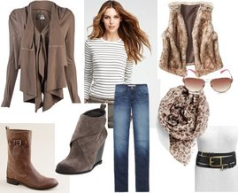 Old Navy, BCBG MAX AZRIA, Nordstrom, Juicy Couture