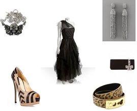 Oscar de la Renta, Jessica Simpson, Femme Metale Jewelry