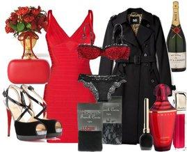 Guerlain, La Perla, D&G, Gump's, Alexander McQueen