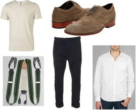Topman, Brooks Brothers, 7 For All Mankind