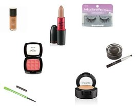 M·A·C, Maybelline, L'Oreal, NYX, Ardell, Revlon