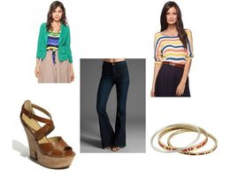 Nine West, Lucky Brand, J Brand, Forever 21