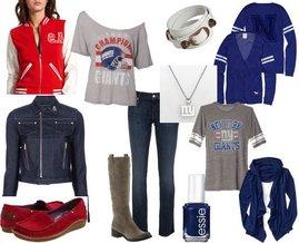 Essie, Junk Food, Balenciaga, Old Navy, Lucky Brand