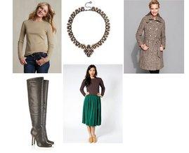 Calvin Klein, Camilla Skovgaard, Monet, American Apparel