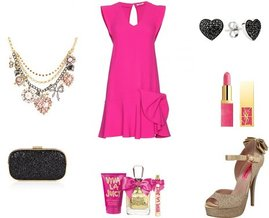 Yves Saint Laurent, Juicy Couture, Anya Hindmarch