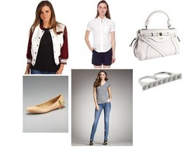 GUESS, Noir, Rachel Zoe, 7 For All Mankind