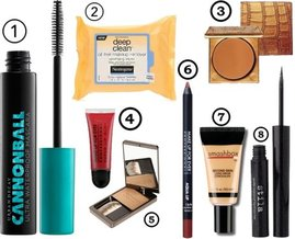 Neutrogena, Hourglass, Make Up For Ever, Smashbox