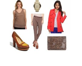 Michael Kors, Elaine Turner Designs, Nine West