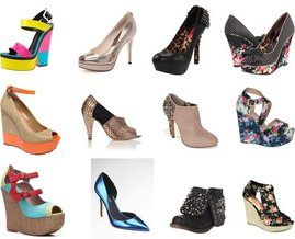 Unlisted, Aldo, Betsey Johnson, Sam Edelman