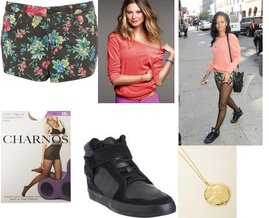 House Of Harlow, adidas, Charnos, Victoria's Secret