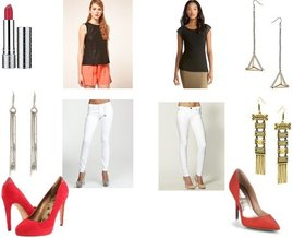 Topshop, Sam Edelman, House Of Harlow, ABS by Allen Schwartz