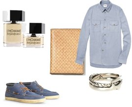 Yves Saint Laurent, Seven London, Mexx, Jack Spade