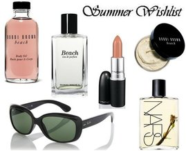 M·A·C, Ray-Ban, NARS, Bobbi Brown