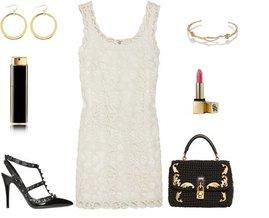 Chanel, Warehouse, J.Crew, Dolce & Gabbana