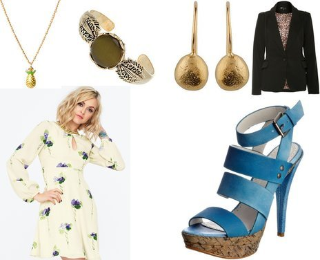 A/Wear, Asos, Topshop, Fearne Cotton