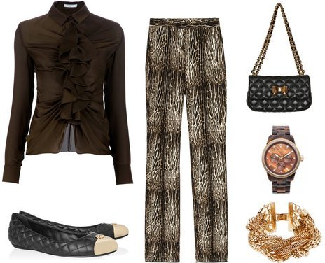 J.Crew, Michael Kors, Moschino Cheap & Chic
