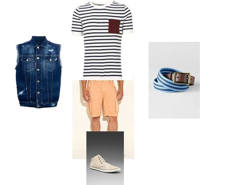 Lands' End, DSquared, Topman, GUESS