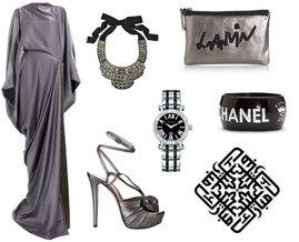Chanel, Atlas, Oscar de la Renta, Lanvin, Versace