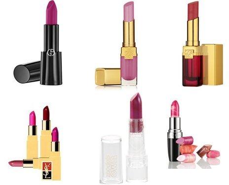 Avon, Models Own, Yves Saint Laurent, Estee Lauder