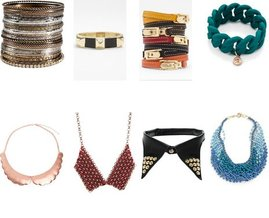 Topshop, BaubleBar, Marc by Marc Jacobs, Asos