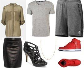 Asos, Nike, adidas, Topman, Franco Sarto, Diane von Furstenberg
