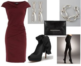 Dressy Holiday Party