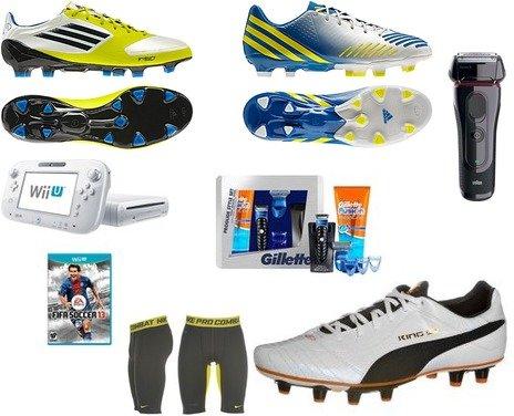 Nintendo, Gillette, Braun, Nike, Puma, adidas
