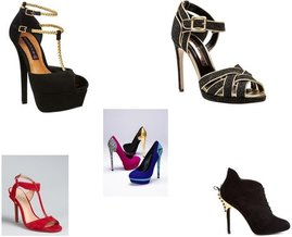Sam Edelman, Charles David, Victoria's Secret