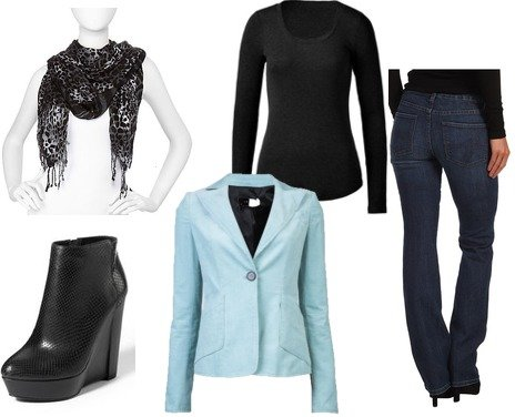 Theory, Derek Lam, jcpenney, L'Agence, Jag Jeans