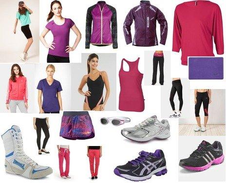 Asos, adidas, Speedo, Asics, Nike, Pearl Izumi
