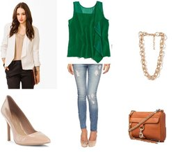 Forever 21, Rebecca Minkoff, Madewell, Jessica Simpson