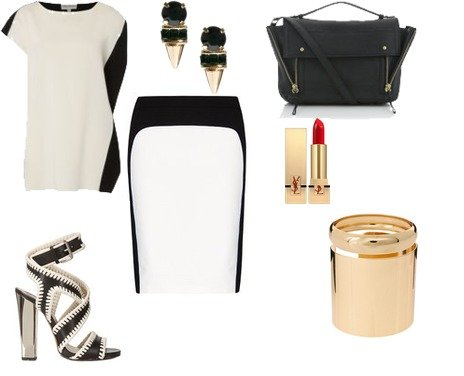 Yves Saint Laurent, Asos, 3.1 Phillip Lim