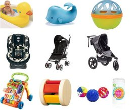 BOB Strollers, Sassy, Plan Toys, Vtech, Britax