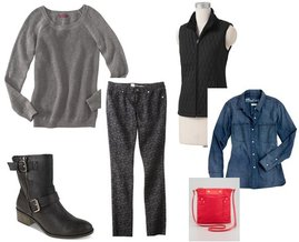 Marc by Marc Jacobs, Madewell, Mossimo, Chinese Laundry