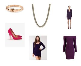 Herve Leger, American Apparel, Missoni, Kenneth Cole