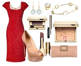 Clarins, Irene Neuwirth, Roger Vivier, Christian Louboutin