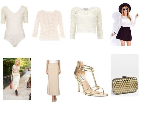 Love Moschino, Topshop, Steve Madden, Collette Dinnigan