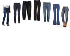 G Star, Regatta, Country Road, J Brand, Jeanswest