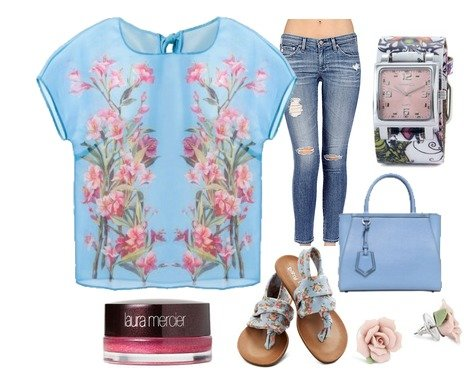 Dolce & Gabbana, AG Jeans, Fendi, BU, Laura Mercier
