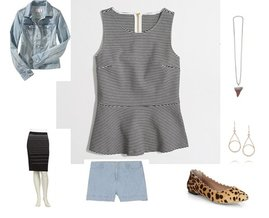 J.Crew Factory, Old Navy, Chloé, See by Chloe