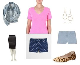 Old Navy, Chloé, J.Crew Factory, See by Chloe