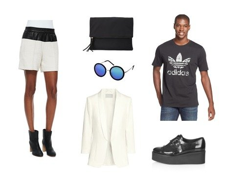 Topshop, Forever 21, A.L.C., adidas, H&M