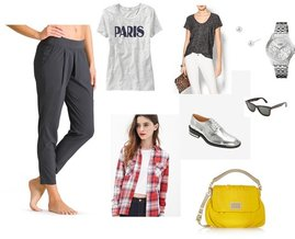 Athleta, Old Navy, Forever 21, Marc by Marc Jacobs