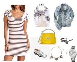 Charlotte Russe, Barbara Bui, Old Navy, Marc by Marc Jacobs